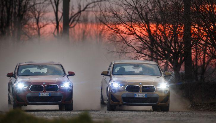 [VIDEO] BMW X2 2018, prova su strada: la rivoluzione del ribelle! - Foto 1 di 42
