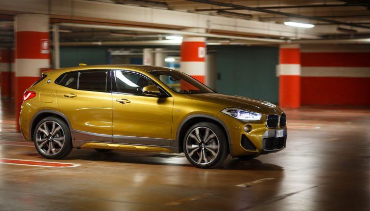 [VIDEO] BMW X2 2018, prova su strada: la rivoluzione del ribelle! - Foto 14 di 42