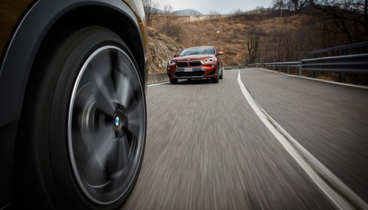 [VIDEO] BMW X2 2018, prova su strada: la rivoluzione del ribelle! - Foto 18 di 42
