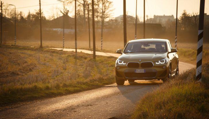 [VIDEO] BMW X2 2018, prova su strada: la rivoluzione del ribelle! - Foto 20 di 42