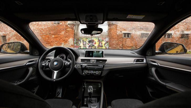 [VIDEO] BMW X2 2018, prova su strada: la rivoluzione del ribelle! - Foto 23 di 42