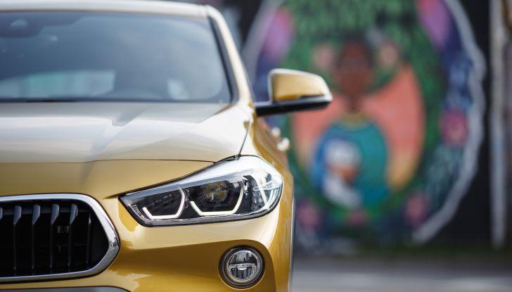 [VIDEO] BMW X2 2018, prova su strada: la rivoluzione del ribelle! - Foto 26 di 42