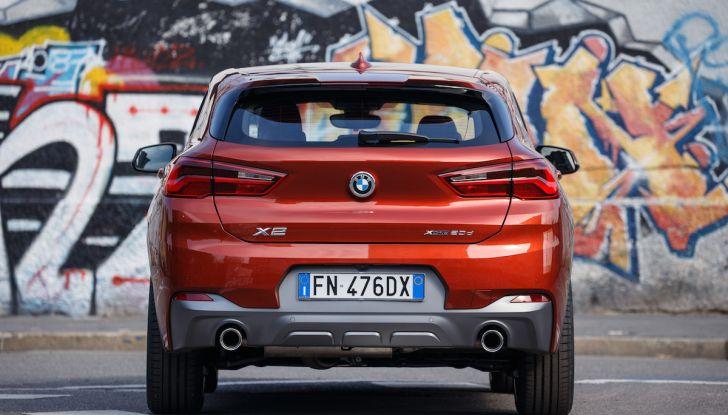 [VIDEO] BMW X2 2018, prova su strada: la rivoluzione del ribelle! - Foto 27 di 42