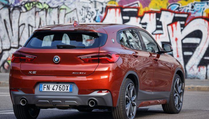 [VIDEO] BMW X2 2018, prova su strada: la rivoluzione del ribelle! - Foto 28 di 42