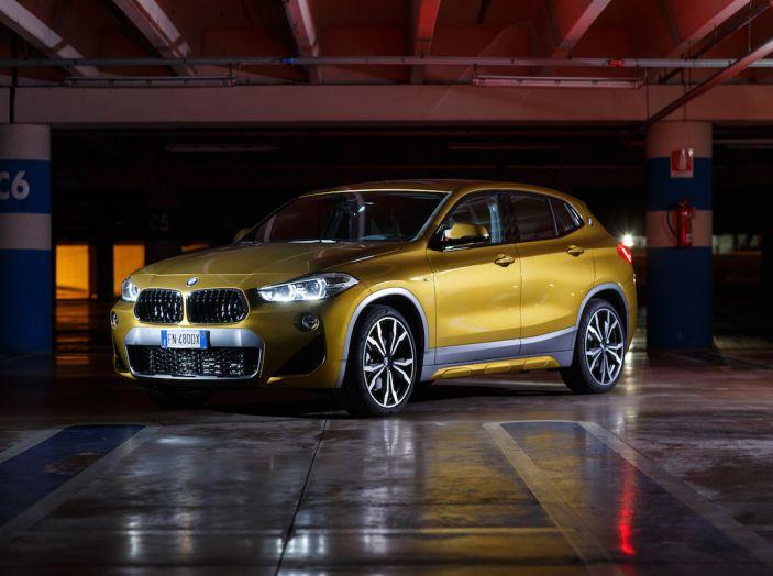 [VIDEO] BMW X2 2018, prova su strada: la rivoluzione del ribelle! - Foto 29 di 42
