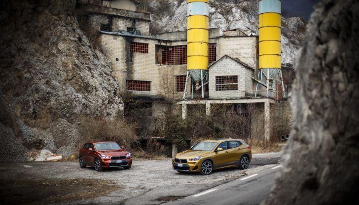 [VIDEO] BMW X2 2018, prova su strada: la rivoluzione del ribelle! - Foto 30 di 42