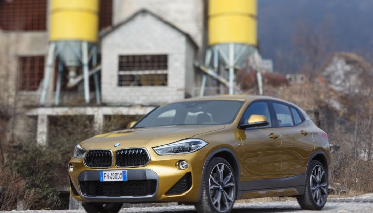 [VIDEO] BMW X2 2018, prova su strada: la rivoluzione del ribelle! - Foto 31 di 42