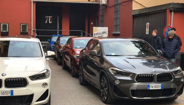 [VIDEO] BMW X2 2018, prova su strada: la rivoluzione del ribelle! - Foto 33 di 42