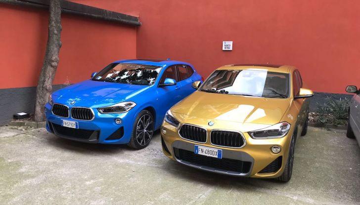 [VIDEO] BMW X2 2018, prova su strada: la rivoluzione del ribelle! - Foto 34 di 42