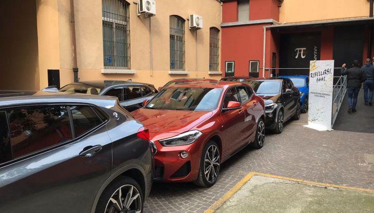 [VIDEO] BMW X2 2018, prova su strada: la rivoluzione del ribelle! - Foto 35 di 42