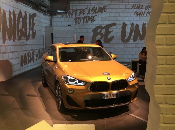 [VIDEO] BMW X2 2018, prova su strada: la rivoluzione del ribelle! - Foto 36 di 42