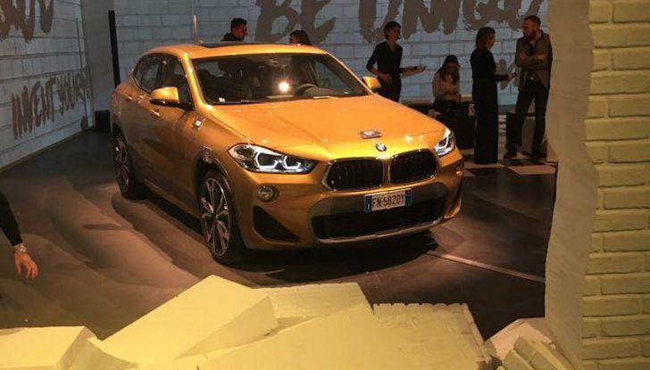 [VIDEO] BMW X2 2018, prova su strada: la rivoluzione del ribelle! - Foto 37 di 42