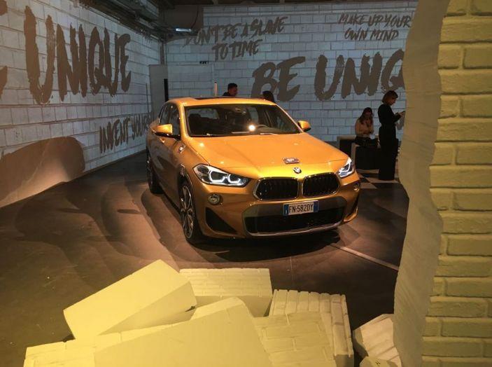 [VIDEO] BMW X2 2018, prova su strada: la rivoluzione del ribelle! - Foto 38 di 42