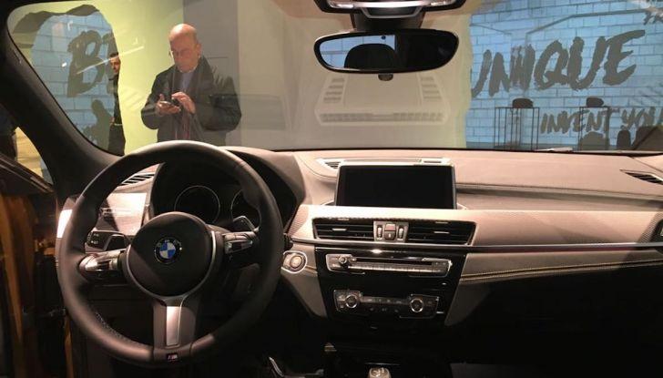 [VIDEO] BMW X2 2018, prova su strada: la rivoluzione del ribelle! - Foto 39 di 42