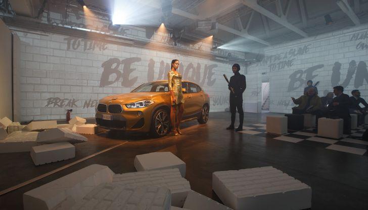 [VIDEO] BMW X2 2018, prova su strada: la rivoluzione del ribelle! - Foto 6 di 42