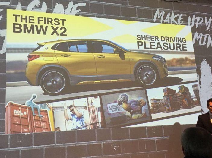 [VIDEO] BMW X2 2018, prova su strada: la rivoluzione del ribelle! - Foto 41 di 42