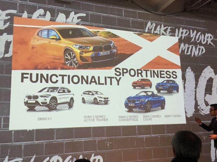[VIDEO] BMW X2 2018, prova su strada: la rivoluzione del ribelle! - Foto 42 di 42