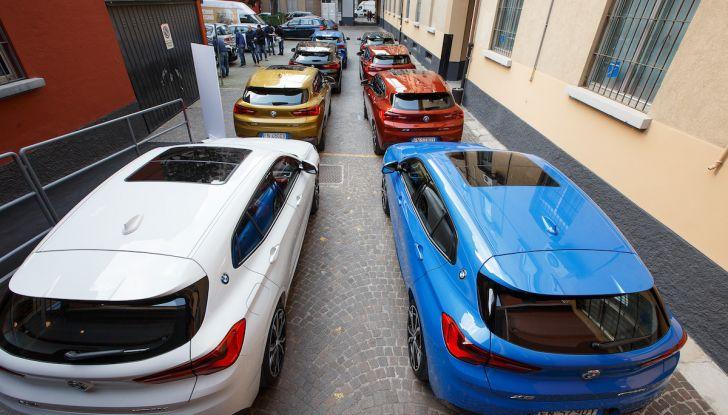 [VIDEO] BMW X2 2018, prova su strada: la rivoluzione del ribelle! - Foto 7 di 42