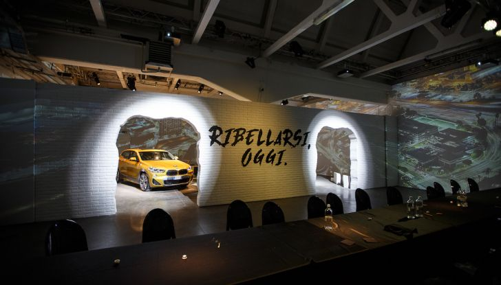 [VIDEO] BMW X2 2018, prova su strada: la rivoluzione del ribelle! - Foto 5 di 42