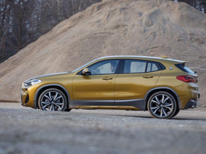 [VIDEO] BMW X2 2018, prova su strada: la rivoluzione del ribelle! - Foto 10 di 42