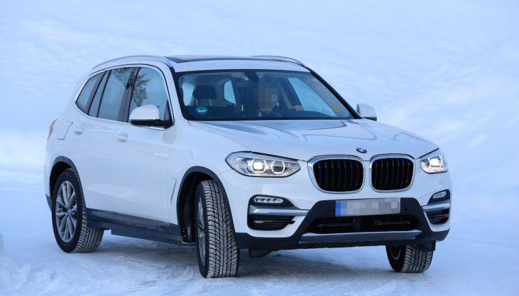 BMW X3 elettrica Plug-in: il SUV dell'Elica pronto alla rivoluzione - Foto 1 di 10