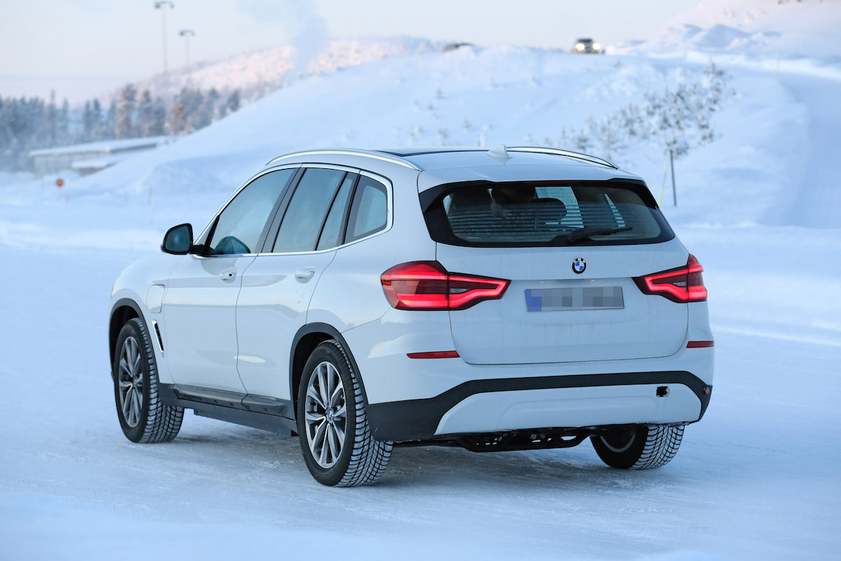 BMW X3 Plug In Hybrid - Posteriore