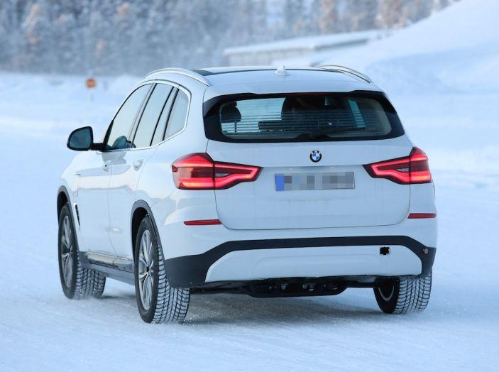 BMW X3 elettrica Plug-in: il SUV dell'Elica pronto alla rivoluzione - Foto 10 di 10
