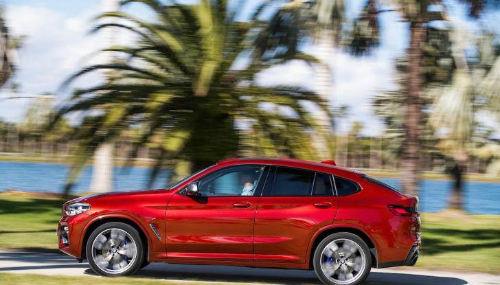 BMW X4 2018, il SUV Coupé di Monaco arriva alla seconda serie - Foto 15 di 56