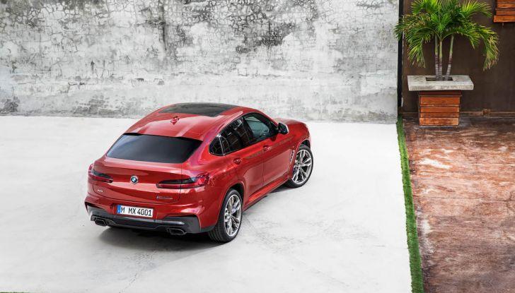 BMW X4 2018, il SUV Coupé di Monaco arriva alla seconda serie - Foto 27 di 56