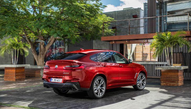 BMW X4 2018, il SUV Coupé di Monaco arriva alla seconda serie - Foto 29 di 56