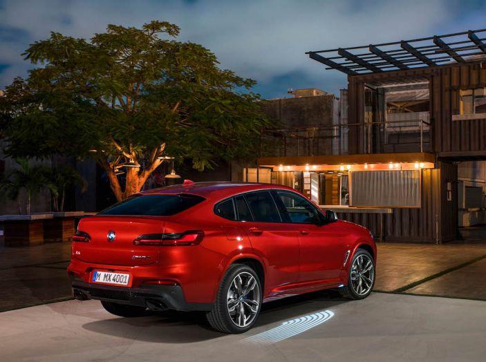 BMW X4 2018, il SUV Coupé di Monaco arriva alla seconda serie - Foto 31 di 56