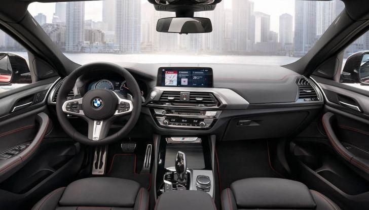 BMW X4 2018, il SUV Coupé di Monaco arriva alla seconda serie - Foto 36 di 56