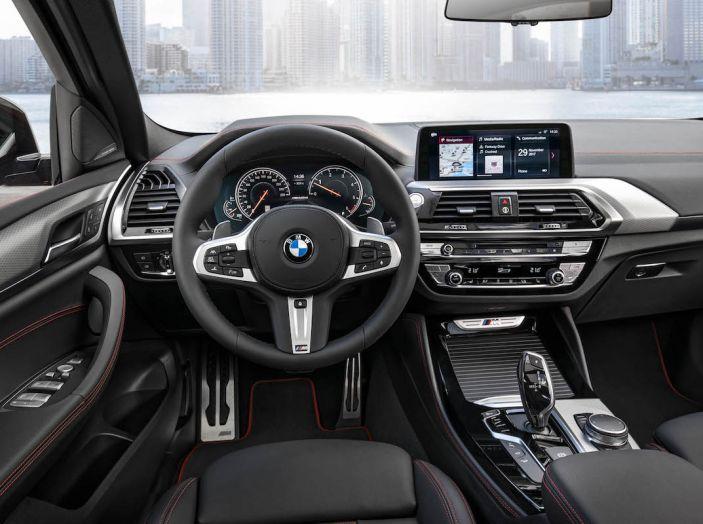 BMW X4 2018, il SUV Coupé di Monaco arriva alla seconda serie - Foto 37 di 56