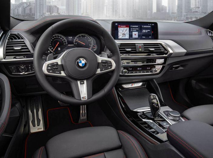 BMW X4 2018, il SUV Coupé di Monaco arriva alla seconda serie - Foto 38 di 56