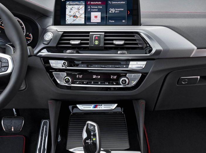 BMW X4 2018, il SUV Coupé di Monaco arriva alla seconda serie - Foto 39 di 56