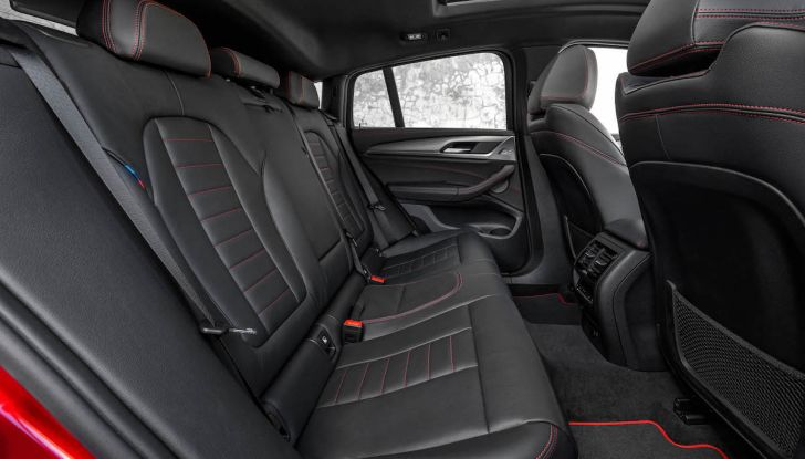 BMW X4 2018, il SUV Coupé di Monaco arriva alla seconda serie - Foto 42 di 56