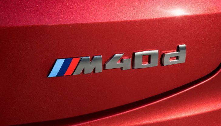 BMW X4 2018, il SUV Coupé di Monaco arriva alla seconda serie - Foto 46 di 56