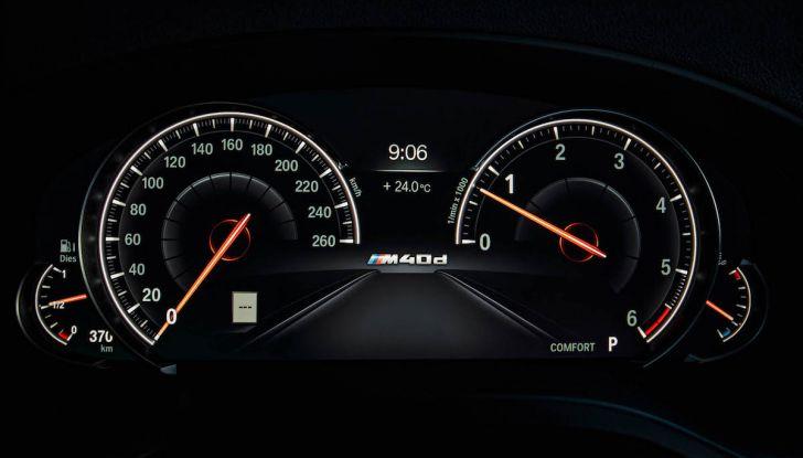 BMW X4 2018, il SUV Coupé di Monaco arriva alla seconda serie - Foto 49 di 56
