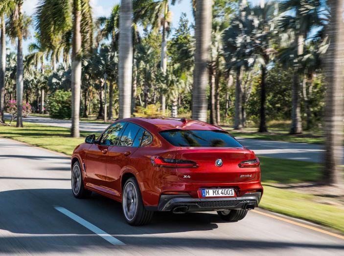 BMW X4 2018, il SUV Coupé di Monaco arriva alla seconda serie - Foto 5 di 56