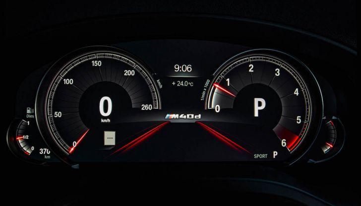BMW X4 2018, il SUV Coupé di Monaco arriva alla seconda serie - Foto 50 di 56