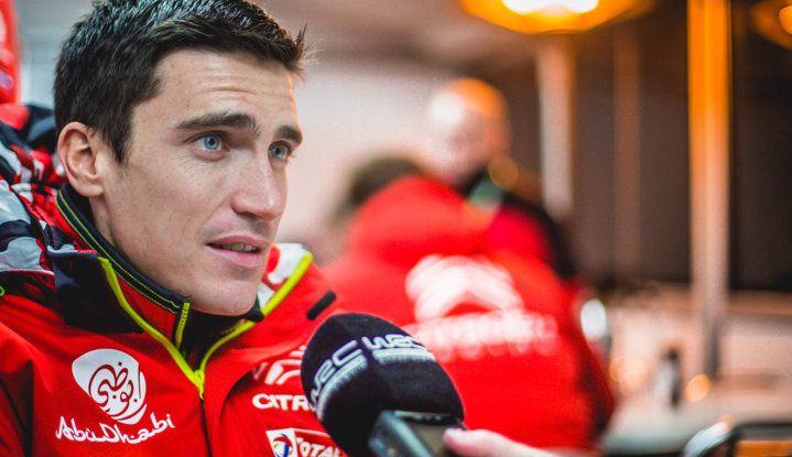 WRC Svezia 2018: i commenti dei piloti Citroën al termine dello Shakedown - Foto 1 di 3