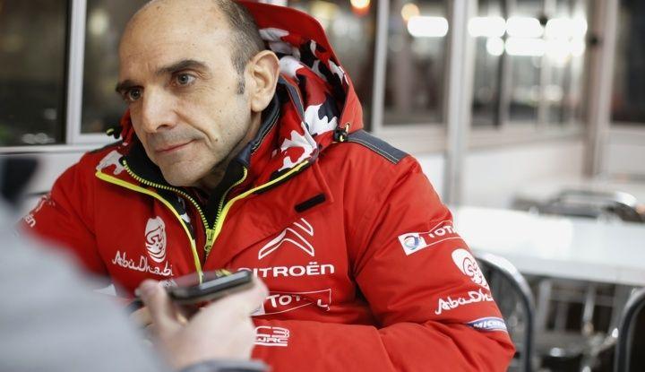 WRC Svezia 2018: l'intervista a Pierre Budar, Direttore di Citroën Racing. - Foto  di