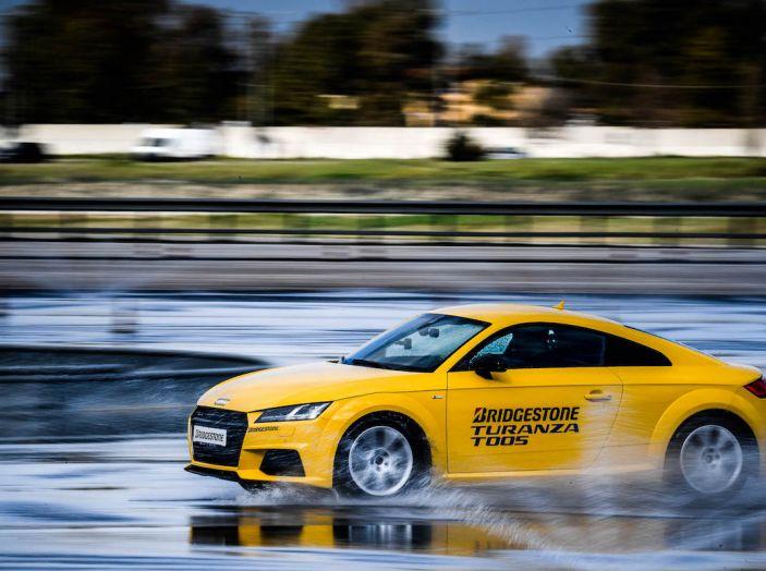 Bridgestone Turanza T005: prova su strada tra sicurezza e performance - Foto 1 di 7