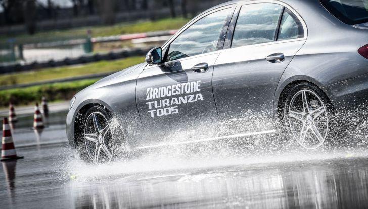 Bridgestone Turanza T005: prova su strada tra sicurezza e performance - Foto 2 di 7