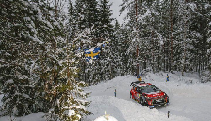 WRC Svezia 2018 – Giornata di venerdi: due gli equipaggi Citroën nella Top 5. - Foto 3 di 3
