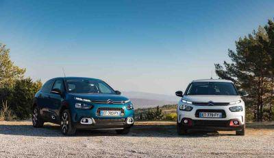 Citroën C4 Cactus 2018, prova su strada: l'evoluzione del massimo comfort