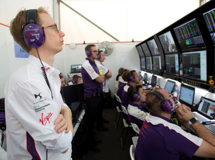 DS Virgin Racing, E-Prix Cile: risultati e classifica - Foto 1 di 2