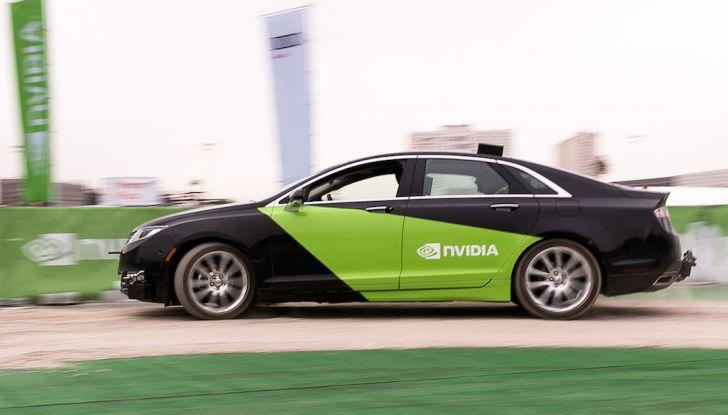 Guida Autonoma di Livello 5, accordo tra Continental e Nvidia - Foto 6 di 8