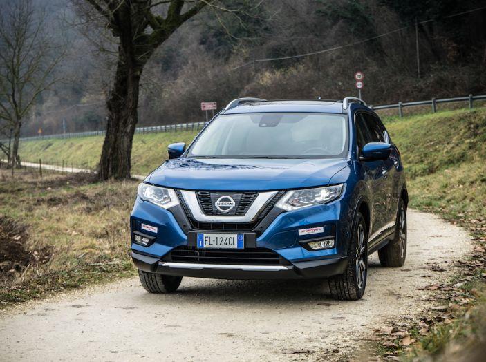 [VIDEO] Prova su strada Nissan X-Trail 2017 - il SUV 7 posti con 4x4i