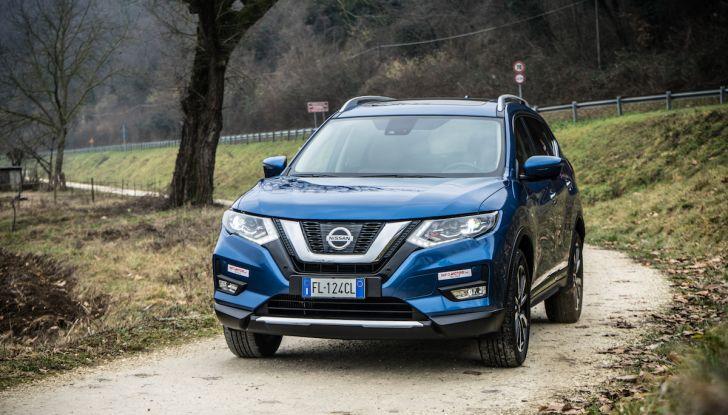[VIDEO] Prova su strada Nissan X-Trail 2017 – il SUV 7 posti con 4x4i - Foto 1 di 42
